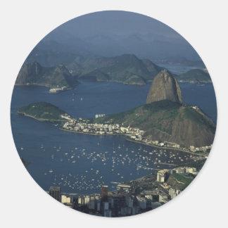 Rio de Janeiro View Stickers