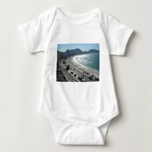 Rio de Janiero   Baby Bodysuit