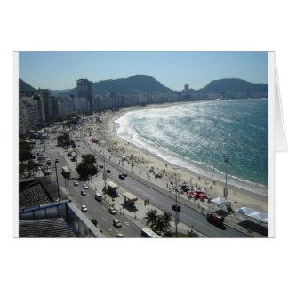 Rio de Janiero   Card