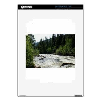 Río de la montaña de Colorado Skins Para iPad 2