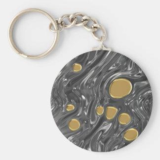 Río de la plata y del oro de Frank Lee Hawkins Llaveros Personalizados