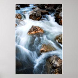 Río de Logan Póster