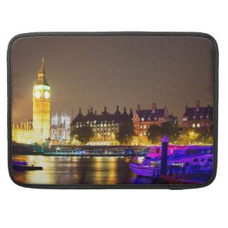 Río de Londres, ben grande y las casas del Fundas Macbook Pro