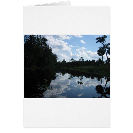 Río de Loxahatchee Felicitaciones