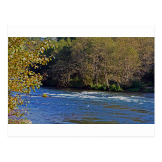 Río de McKenzie, Oregon Postales
