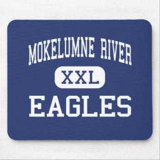 Río de Mokelumne - Eagles - alto - Lodi California Tapete De Raton