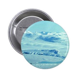 Río de Noatak en el invierno - visión aérea Pin