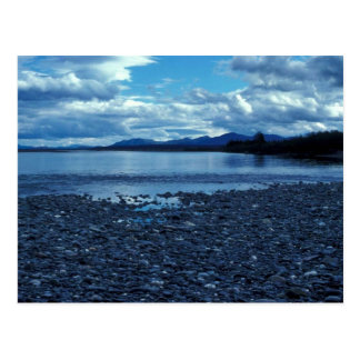 Río de Noatak sobre el río de Kelley Tarjeta Postal