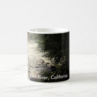 Río de Núcleo de condensación, California (1) Taza De Café