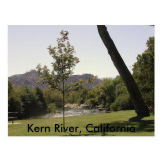Río de Núcleo de condensación, California (2) Postal