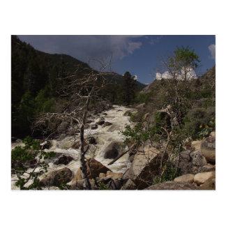 Río de Popo Agie Postales
