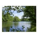 Río de Shenandoah Tarjetas Postales