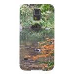 Río de Siuslaw, Oregon Fundas Para Galaxy S5