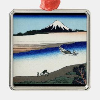 Río de Tama en la provincia de Musashi Hokusai Adorno De Reyes