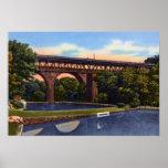 Río de Wilmington Delaware Brandywine Posters