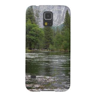 Río de Yosemite Merced Funda De Galaxy S5