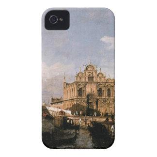 Rio dei Mendicanti and the Scuola di San Marco iPhone 4 Case-Mate Case