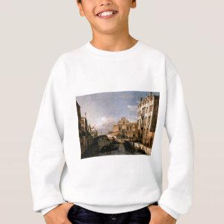 Rio dei Mendicanti and the Scuola di San Marco Sweatshirt