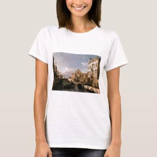 Rio dei Mendicanti and the Scuola di San Marco T-Shirt