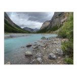Río del arco tarjeta postal