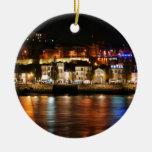 Río del Duero en Oporto, Portugal Ornamentos De Reyes Magos