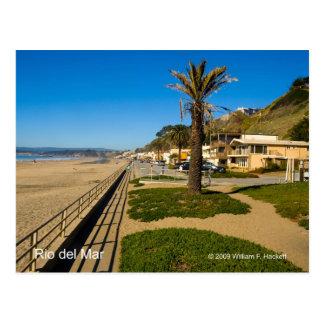 Rio Del Mar California Products Postcard
