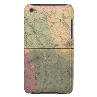 Río del norte, el condado de Augusta Funda iPod