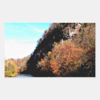 Río del remache rectangular altavoces