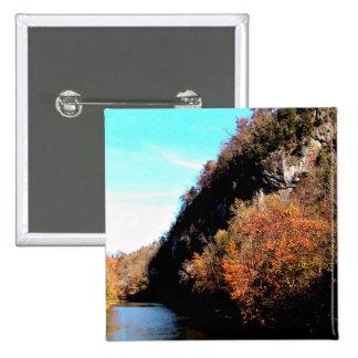 Río del remache pin