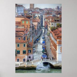 Rio della Fornace Posters