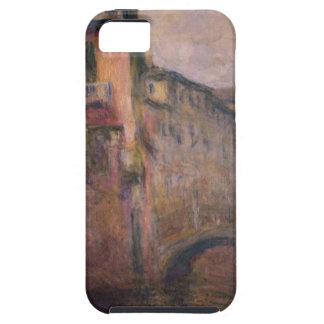 Rio della Salute 02 by Claude Monet iPhone SE/5/5s Case