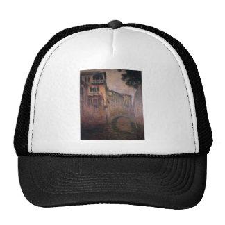 Rio della Salute 02 by Claude Monet Trucker Hat