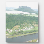 río en Alemania Placas