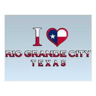 Rio Grande City, Texas Postcard