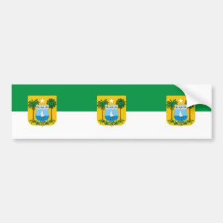 Rio Grande Do Norte, Brazil Bumper Sticker