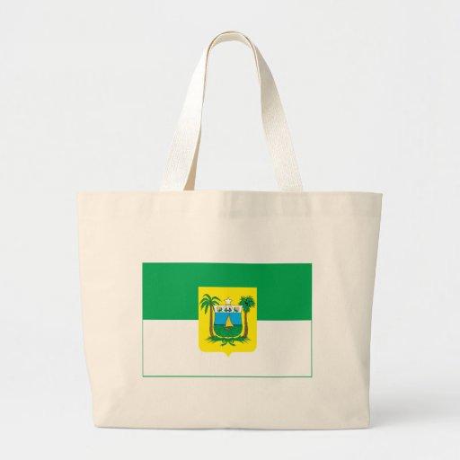 Rio Grande Do Norte Flag Tote Bag