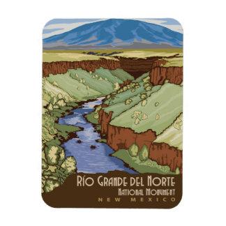 Rio Grande Magnet