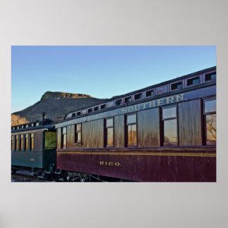 Rio Grande Railroad Poster