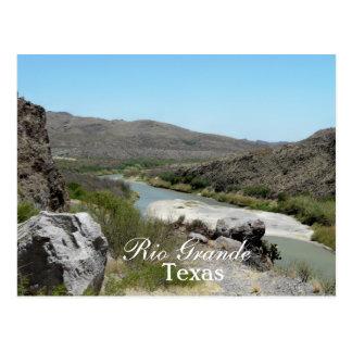 Rio Grande, Texas/Landscape Postcard