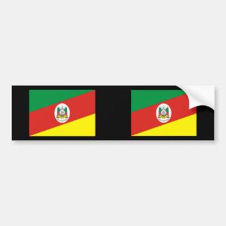 Rio Grandedo Sul, Brazil Car Bumper Sticker