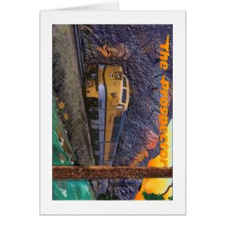 Rio Grande's Prospector in the Royal Gorge Card