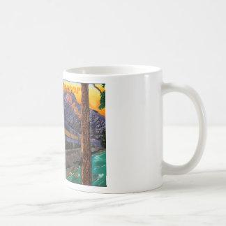 Rio Grande's Prospector in the Royal Gorge Coffee Mug