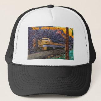 Rio Grande's Prospector in the Royal Gorge Trucker Hat