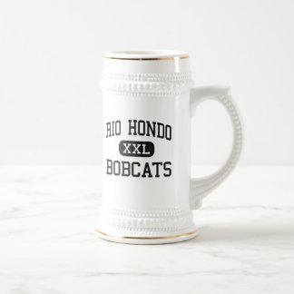 Rio Hondo - Bobcats - High - Rio Hondo Texas 18 Oz Beer Stein