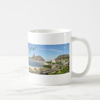 Rio I love you Classic White Coffee Mug