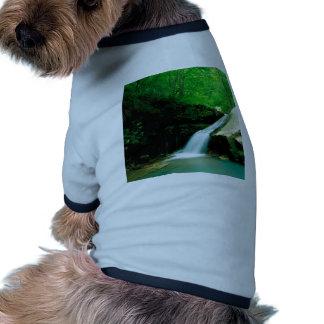 Río indio del nacional del búfalo de la cala del a camiseta de perrito