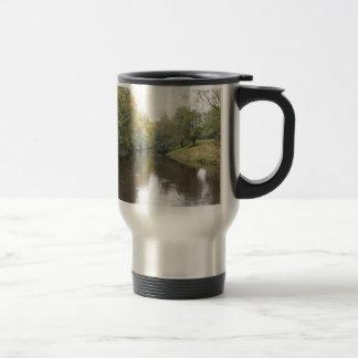 Río inglés tazas de café