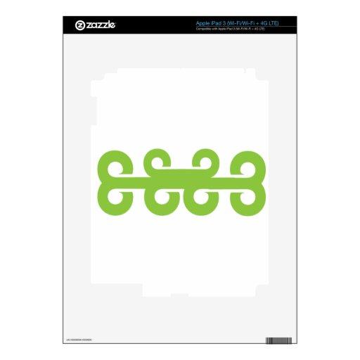 Río iPad 3 Pegatinas Skins