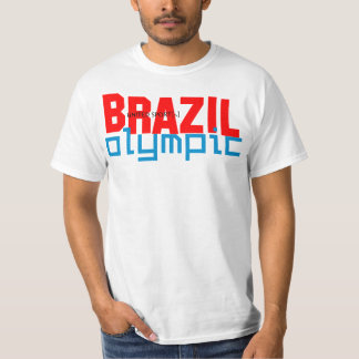 Río Janeiro, 2016 - juegos del Brasil Remera
