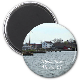 Río místico, Connecticut Iman De Nevera